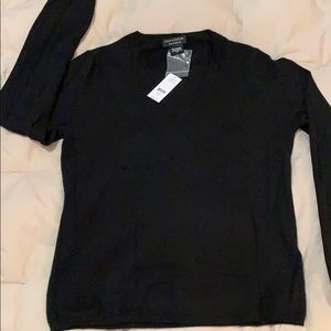 NWT Lord and Taylor Cashmere sweater
